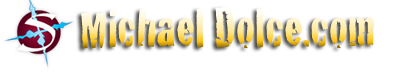 Michael Dolce Comics Writer Artist Podcaster Logo